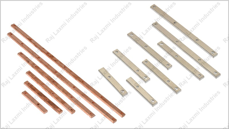 Copper Busbar Support Copper Busbar Supports Copper